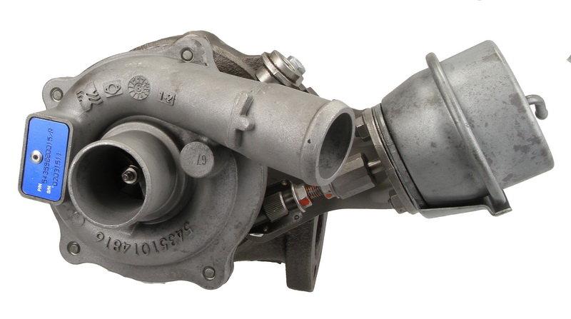 Turbosprężarka KKK 5435 988 0015 - darmowa dostawa do 5000 warsztatów Motointegrator Partner i 170 sklepów Inter Cars
