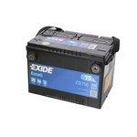 Akumulator EXIDE EXCELL EB758