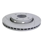 Tarcza ATE Power Disc Volvo S40/V40 1.6/1.8/1.9Di/Td '99- przód 24.0324-0159.1