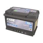 Akumulator EXIDE PREMIUM EA722 - 72Ah 720A P+ - Montaż w cenie przy odbiorze w warsztacie!
