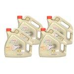 Olej silnikowy CASTROL EDGE 5W30 C3 4LX4