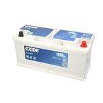 Akumulator EXIDE EXCELL EB1100 - 110Ah 850A P+