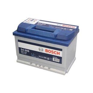 Akumulator BOSCH SILVER S4 009 - 74Ah 680A L+ - Montaż w cenie przy odbiorze w warsztacie!