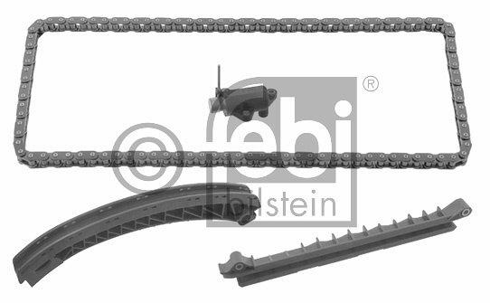 Rozrząd komplet (łańcuch + elementy) FEBI 30381