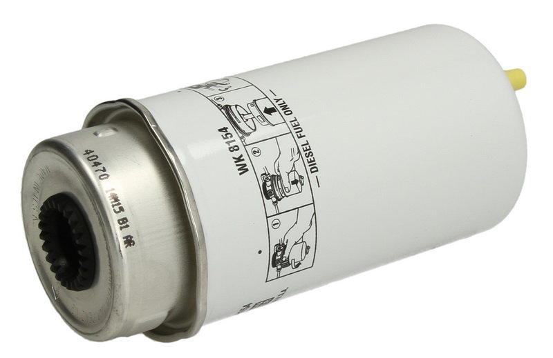 Filtr paliwa MANN WK 8154 - darmowa dostawa do 5000 warsztatów Motointegrator Partner i 170 sklepów Inter Cars