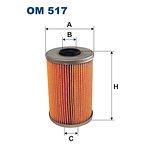 Filtr oleju FILTRON OM517