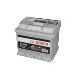 Akumulator BOSCH SILVER S5 001 - 52Ah 520A P+ - Montaż w cenie przy odbiorze w warsztacie!