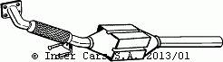 Katalizator BOSAL 099-968
