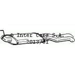 Tłumik układu wydechowego BOSAL 233-779