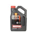 Olej MOTUL 8100 Ecolite 0W20, 4 litry