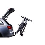 Uchwyt rowerowy na hak holowniczy THULE RIDE ON - 9502 na 2 rowery