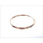 Przewód hamulcowy metalowy QUICK BRAKE 1660 A-A