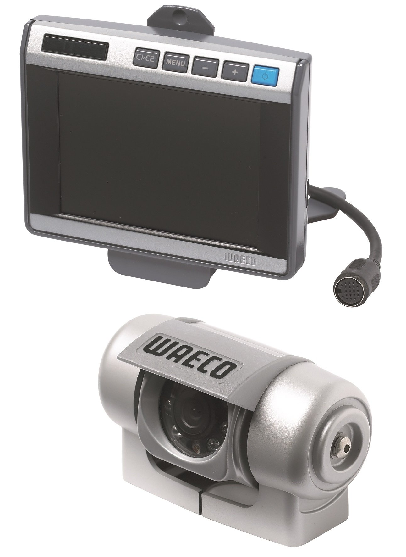 System kamer cofania WAECO PerfectView RVS550