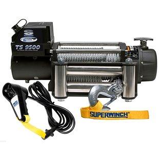 Wyciągarka elektryczna TigerShark 9500 12V SUPERWINCH 1595200