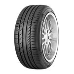 CONTINENTAL ContiSportContact 5 245/40 R17 91 W MO, FR