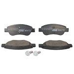 Ceramiczne klocki hamulcowe JURID WHITE 573135JC