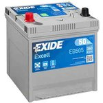 Akumulator rozruchowy EXIDE EB505
