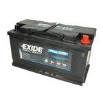 Akumulator EXIDE DUAL AGM EP800 - 92Ah 850A P+