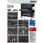 Wózek narzędziowy z wyposażeniem SONIC 739015