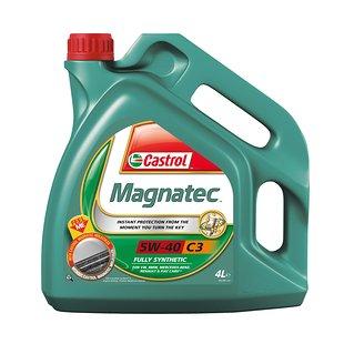 Olej syntetyczny CASTROL Magnatec 5W40 C3, 4 litry