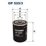 Filtr oleju FILTRON OP525/3