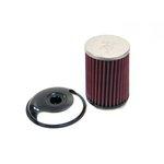 Zestaw układu dolotowego z filtrem stożkowym K&N 57-0454