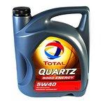 Olej syntetyczny TOTAL Quartz 9000 Energy 5W40, 5 litrów