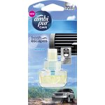 Zapach samochodowy AMBI PUR Pacific Air - wkład