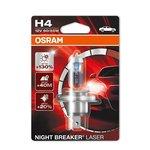 Żarówka (halogenowa) H4 OSRAM Night Breaker Laser Plus 130% - blister 1 szt.