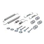 Zestaw montażowy szczęk hamulcowych TRW AUTOMOTIVE SFK264