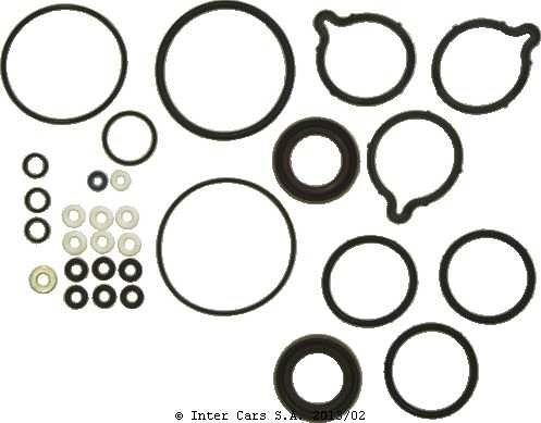 Elementy układu Common Rail MEAT & DORIA 9155