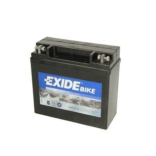 Akumulator EXIDE BIKE AGM YTX20L-BS