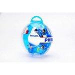 Zestaw żarówek PHILIPS Spare Kit H4
