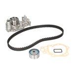 Rozrząd kompletny (pasek + rolka + pompa wody) EVR 55500711