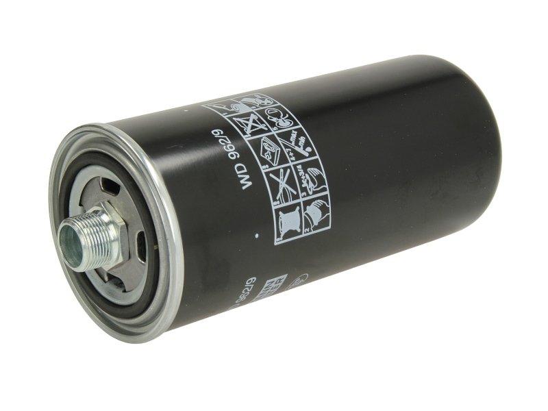 Filtr hydrauliki skrzyni biegów MANN FILTER WD 962/9 - darmowa dostawa do 5000 warsztatów Motointegrator Partner i 170 sklepów Inter Cars