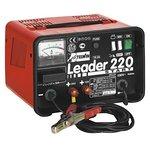 Узнать подробнее о Устройство пуско-зарядное Telwin Leader 220 Start.