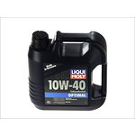 Olej LIQUI MOLY 10W40, 4 litry