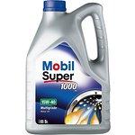 Olej MOBIL 1000 X1 15W40, 5 litrów