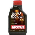 Olej MOTUL 8102 Ecoclean 5W30, 1 litr