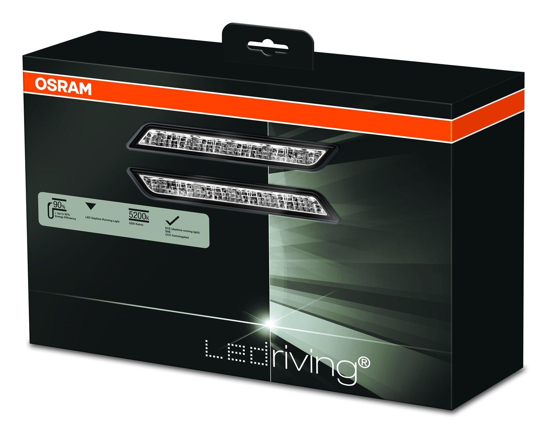 Lampy do jazdy dziennej OSRAM 5-LEDriving® DRL