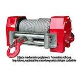 Wyciągarka hydrauliczna H14W PRO SUPERWINCH 7080PRO