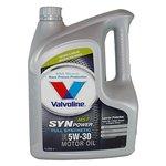 Olej VALVOLINE SynPower MST C3 5W30, 4 litry