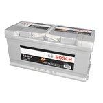 Akumulator BOSCH SILVER S5 015 - 110Ah 920A P+ - Montaż w cenie przy odbiorze w warsztacie!