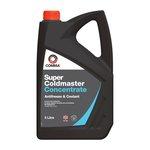 Koncentrat płynu chłodzącego typu G11 COMMA Antifreeze Super Coldmaster, 5 litrów