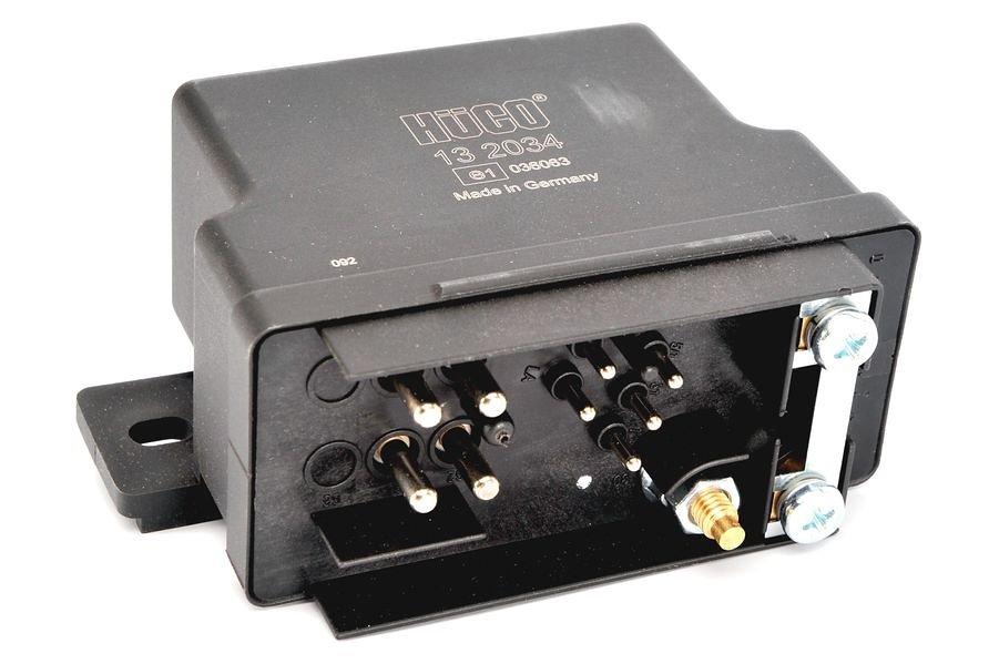 Sterownik/przekaźnik świec żarowych HUCO 132034