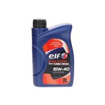 Olej ELF Evolution 500 Turbo Diesel 15W40, 1 litr