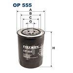 Filtr oleju FILTRON OP555