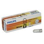 Żarówka (pomocnicza) W5W PHILIPS - karton 10 szt.