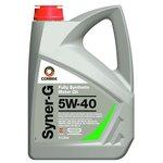 Olej COMMA Syner-G 5W40, 4 litry