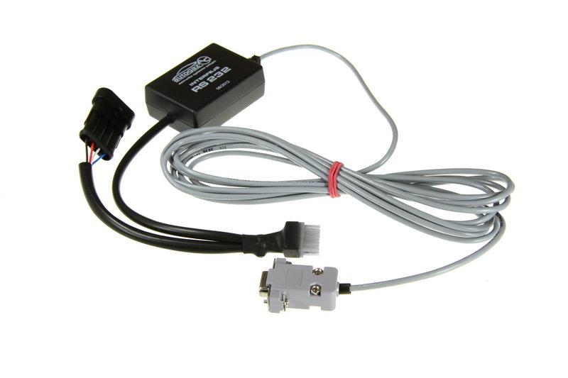 Interfejs AC RS232 do systemu STAG 100 - darmowa dostawa do 5000 warsztatów Motointegrator Partner i 170 sklepów Inter Cars